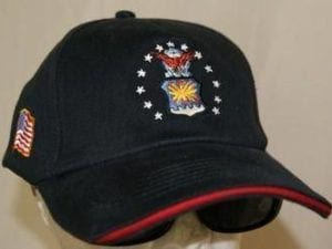Air Force Emblem Cap