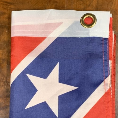 RU Flag 3x5 Confederate - CSA - 3rd National Flag 3 x 5 - Standard