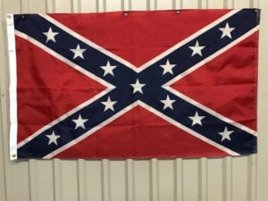 Rebel Flag – Confederate Battle Flag – Nylon Flag 2×3,3×5,4×6 Made in America