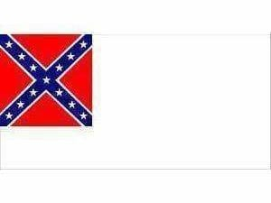 Second (2nd) National Confederate Flag – CSA – 3 X 5 ft. – Standard