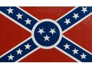 Confederate Tennessee Division Flag -Tennessee Rebel Flag 3 X 5 ft. Standard