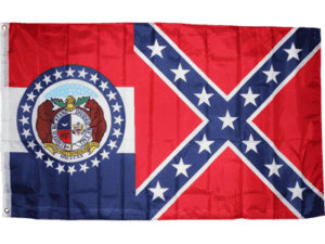 Missouri Battle Flag 3 x 5 ft Standard