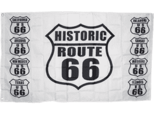 Route 66 Flag 3 X 5 ft. Standard