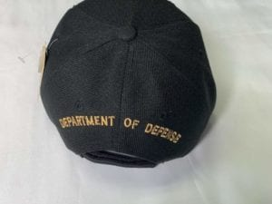 Pentagon Cap – United States Of America Department of Defense Cap