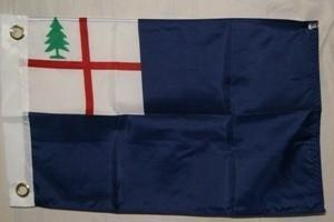 Bunker Hill Flag 12 x 18 inch with grommets