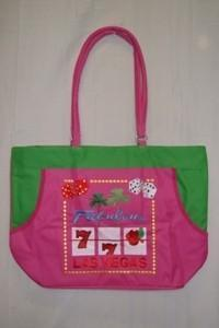 Fabulous 777 Las Vegas Beach Bag
