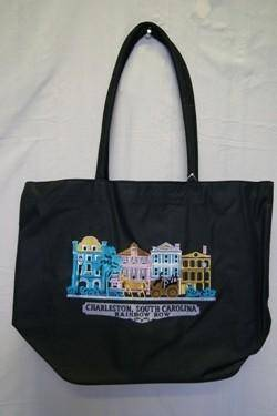 Charleston, South Carolina Beach Bag