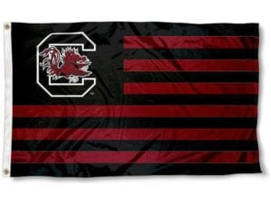 University of South Carolina College Gamecocks Flag 3 x 5 ft