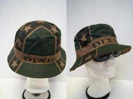 Green Rebel Bucket Hat